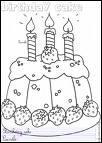D'après l'image, quel est l'âge de l'enfant qui a son anniversaire?