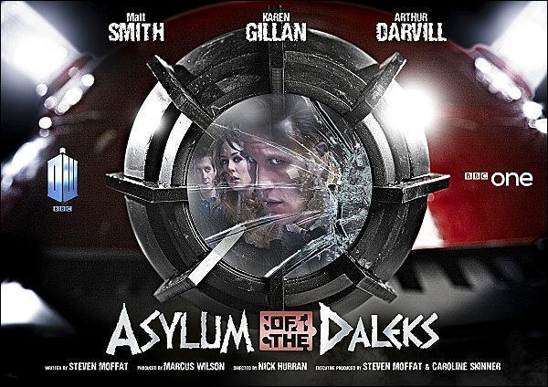 Au début de l'épisode  L'asile des Daleks , sur quelle planète est le Docteur ?