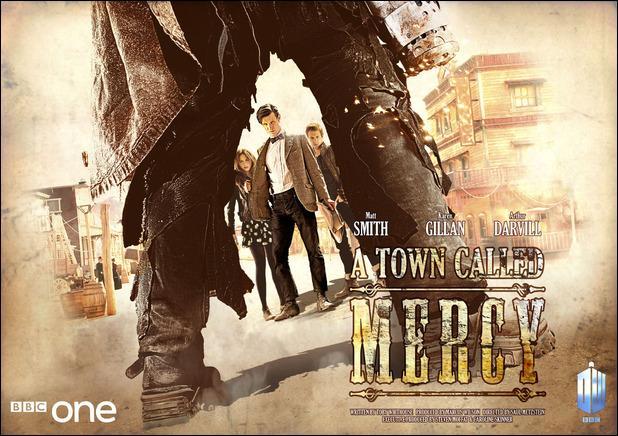 Dans  La ville de la miséricorde  le Docteur devient ...