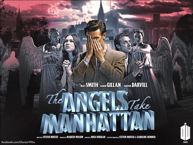 Dans  Les Anges prennent Manhattan  quels sont les derniers mots d'Amy avant d'être touchée par l'Ange ?