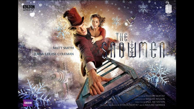 Dans  La dame de glace , quel mot prononcé par Clara fait réagir le Docteur et le pousse à sortir de sa solitude ?