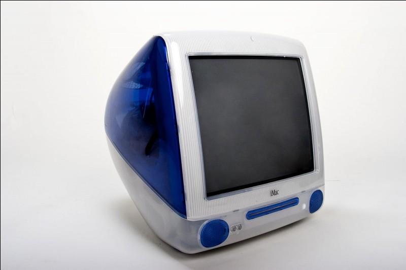 Le premier iMac est commercialisé en 1998, le design est particulièrement réussi, et sera un des atouts de son succès. Le designer qui a conçu l'iMac est :