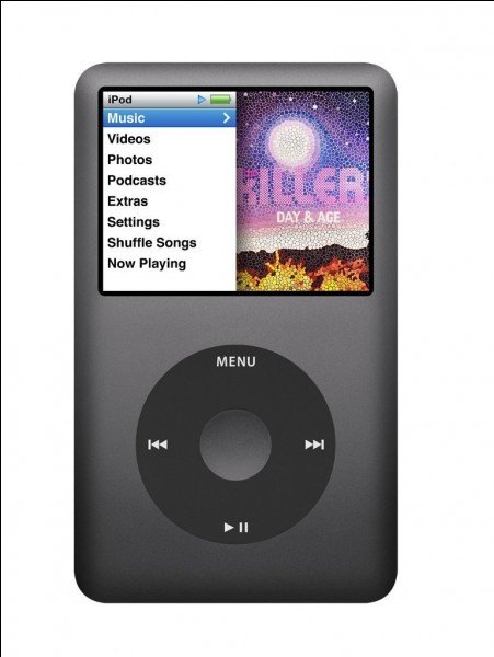L'inventeur de l'iPod qui a proposé son idée de baladeur numérique à Phillips et à Real Networks avant de la proposer à Apple, est lancé en 2001. Quel est son nom ?