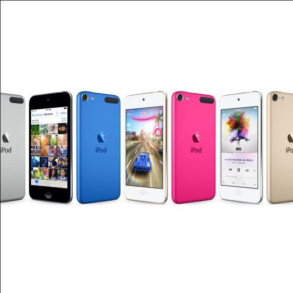 En 2007, soit 6 ans après le lancement de l'iPod, Apple en a vendu :