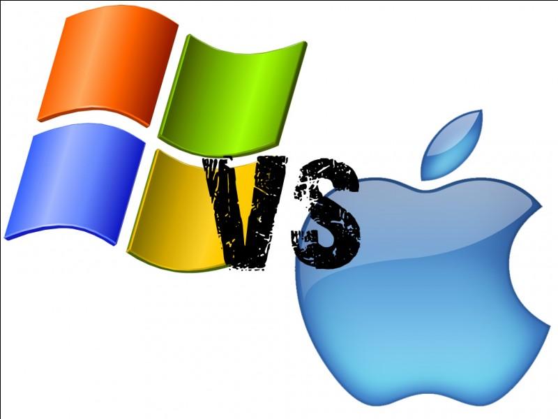 La part de marché des micro-ordinateurs Apple dans le monde(2007) est de :