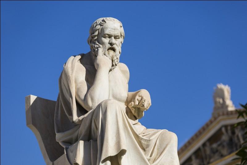 Qui a dit : 'J'échangerais toute ma technologie pour un après-midi avec Socrate' ?