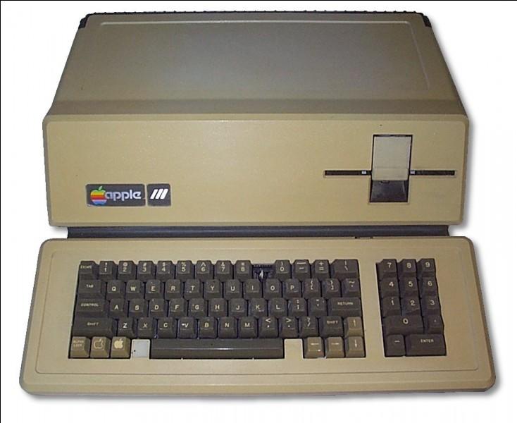 L' Apple III fut :
