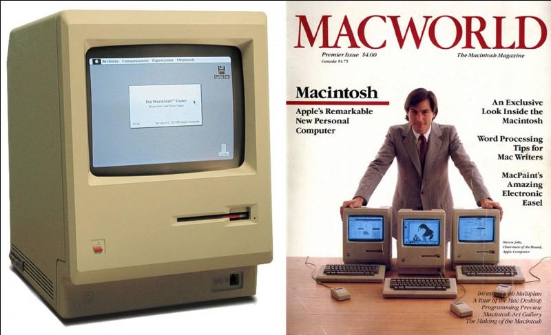 En septembre 1989, Apple lance le Macintosh portable. Cet ordinateur était en fait plus un 'transportable' qu'un 'portable', il pesait en effet plus de :