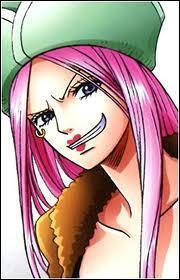 One Piece, les filles