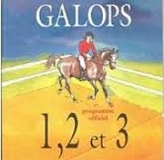 Galops 1, 2 et 3