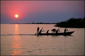 ''Afrique adieu / Belle Africa / Où vont les eaux bleues... ''