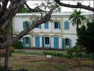 Quel est le nom de ce domaine, devenu aujourd'hui un musée célèbre sur l'île ?