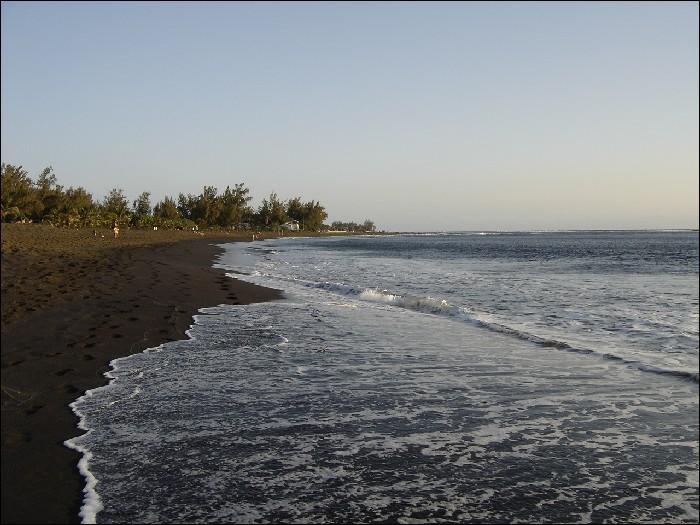 Où se situe cette plage ?