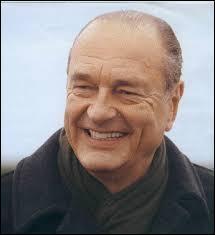 Quel a été le slogan politique de Jacques Chirac en 2002 ?