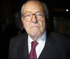 Quel a été le slogan de campagne de J-M Le Pen en 2007 ?