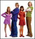 Dans ce film, tu peux retrouver les personnages de Verra, Fred, Daphné et Samy. Comment s'appelle ce film ?
