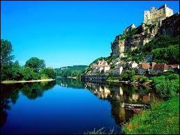 Quel fleuve se trouve dans cette région ?