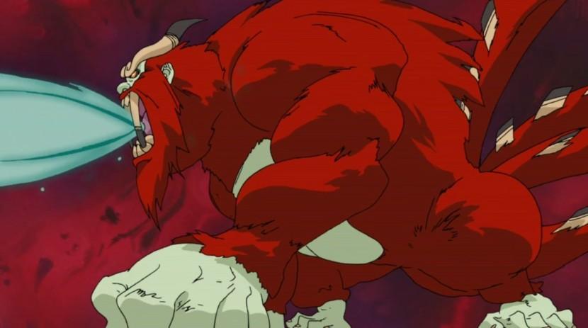 Naruto : les démons à queues