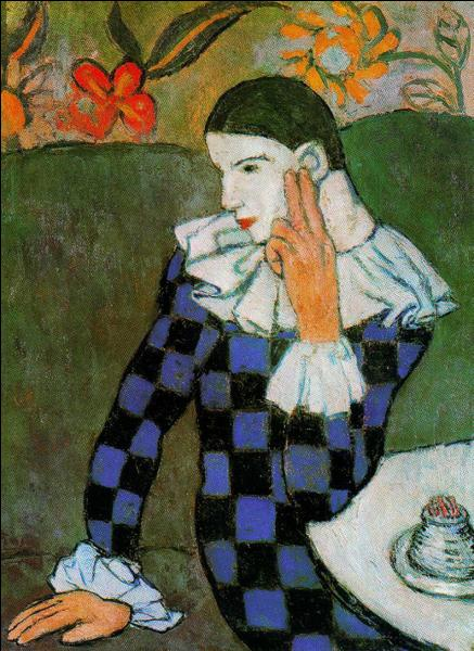 Quizz Pierrot et Arlequin vus par les peintres - Quiz Peintres ...