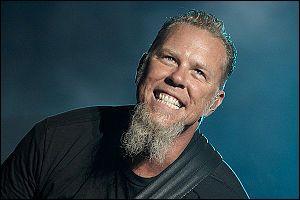 Ce membre du groupe Metallica se nomme...