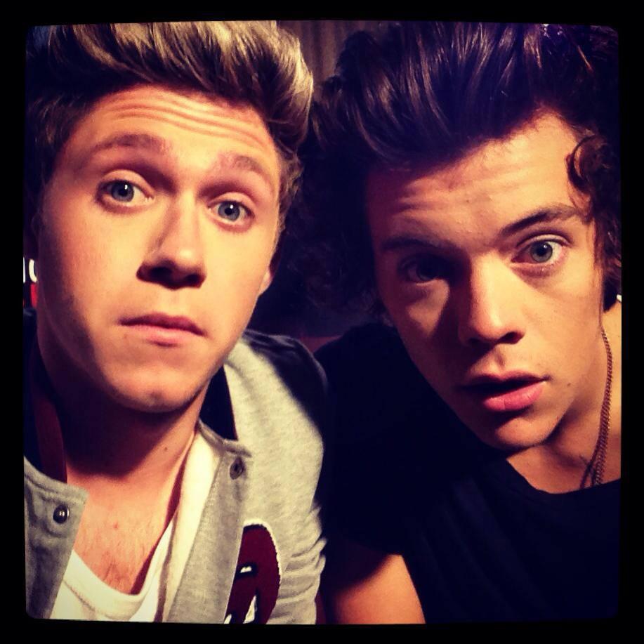 Harry Styles et Niall Horan