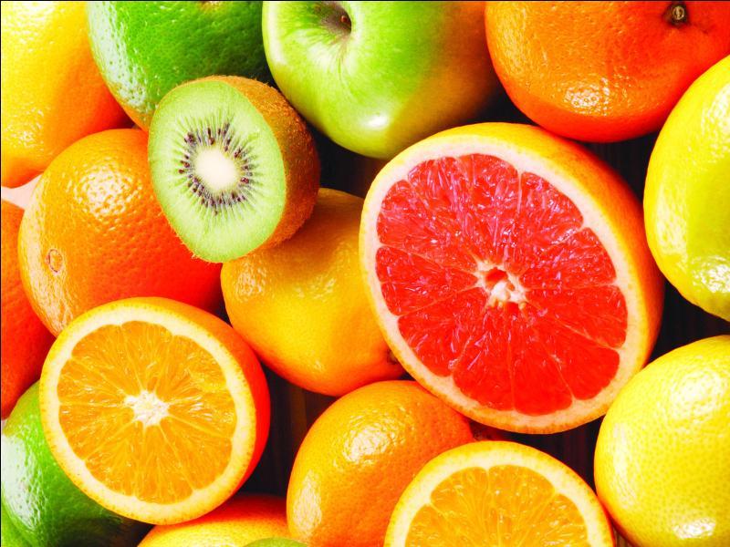 Les fruits en allemand, ça se dit :