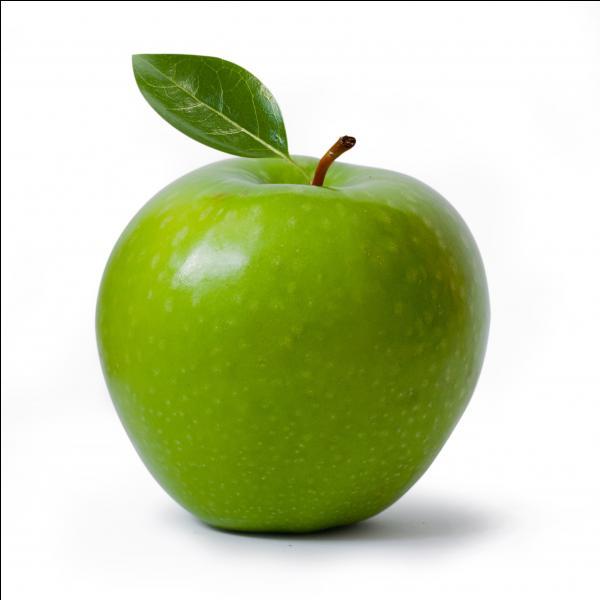 On peut me manger cru, en salade, en jus etc... La pomme se dit en allemand :