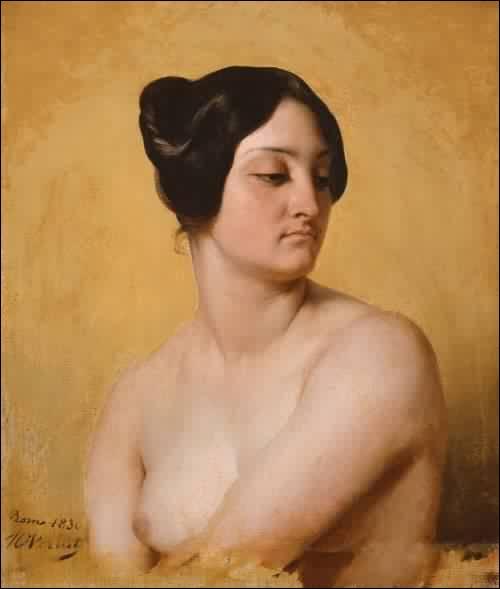 Cette demi-mondaine tenait salon sous la restauration. Elle fut le modèle du peintre Horace Vernet (1830) et eut de nombreux admirateurs dont Eugène Sue et Honoré de Balzac. Elle rencontra Gioachino Rossini en 1830, prit ses affaires en main (sic) et l'épousa en 1846. Qui est-ce ?