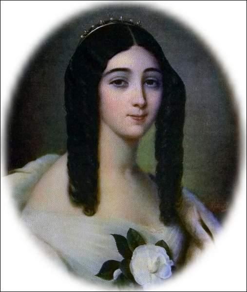 Quelle est cette courtisane (1824-1847), morte à 23 ans de la tuberculose, maîtresse de Liszt et d'Alexandre Dumas fils, qui inspirera le personnage de  La dame aux camélias  et bien sûr, ensuite, de la  Traviata  ?