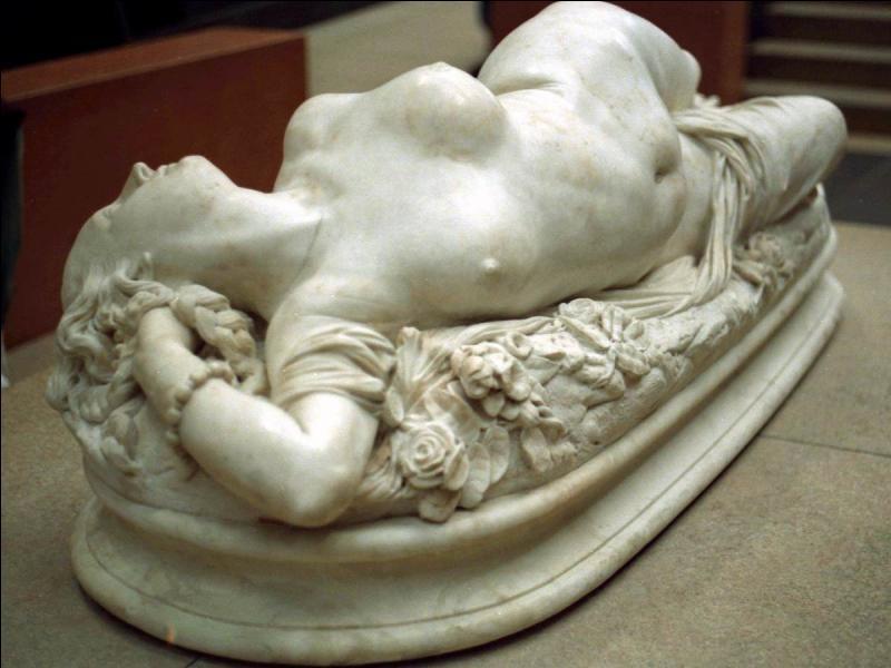 Qui est cette femme, modèle pour sculpteur et courtisane (1822-1889), admirée de Zola et de Baudelaire, qu'on surnommait à l'époque  La présidente  ?