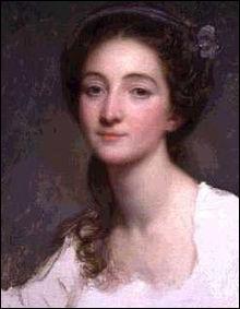 Qui est cette cantatrice et actrice pleine d'esprit (1740-1802), qui dit à son amie qui lui demandait de qui elle était enceinte :  Allons, ma belle ! Quand on s'assied sur un fagot d'épines, allez savoir laquelle vous pique ?   ?