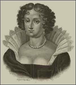 Quelle est cette femme (1611-1650) ) qui eut pour amants le marquis de Cinq-Mars, le duc de Buckingham, le cardinal de Richelieu et plein d'autres ?