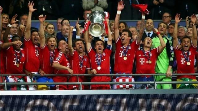 Qui a marqué le dernier but de la finale de la Ligue des Champions 2013 opposant le Bayern Munich au Borussia Dortmund ?
