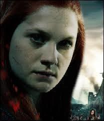 Qui est le premier amour de Ginny ?