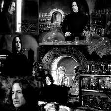 Quel est le point commun entre Rogue et Ginny ?