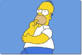 Test sur 'Les Simpson'