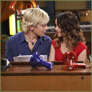Dans quelle saison Austin et Ally sont-ils en couple ?