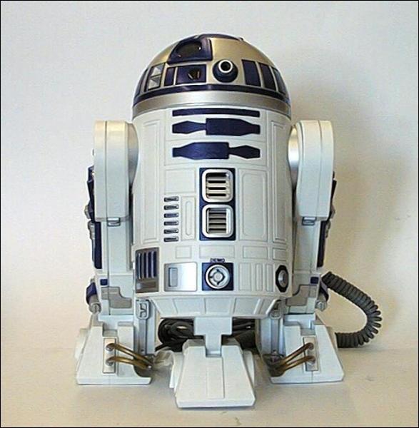 """Dans """"Star Wars"""", c'est..."""