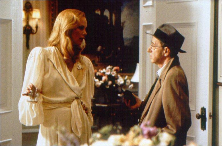 Et ici avec Woody Allen c'est dans quel film?