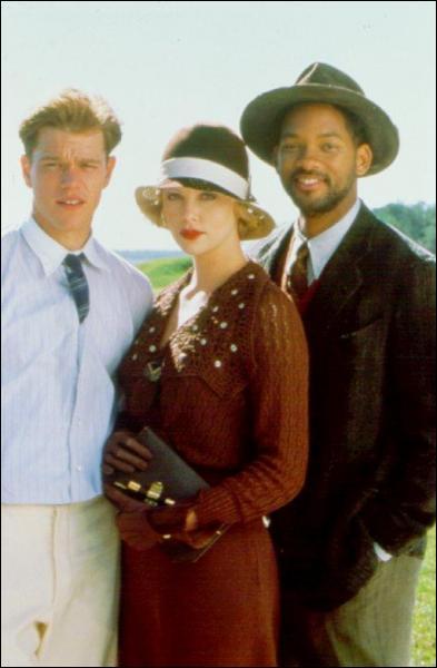 Ici avec Will Smith et Matt damon mais dans quel film?