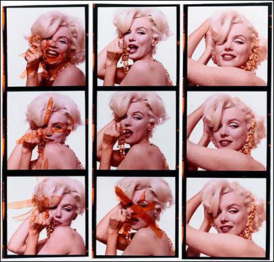 Et vous pouviez croire Marylin Monroe quand elle disait : Les hommes préfèrent les blondes parce que ...