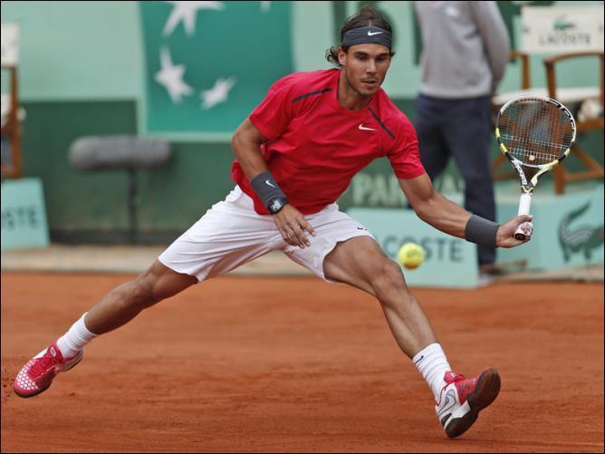 À ce jour (31 août 2013), Raphaël Nadal n'a gagné qu'une seule fois l'US Open.