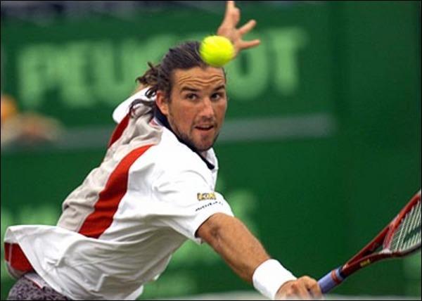 Patrick Rafter n'est arrivé que deux fois en finale de l'US Open, mais il a gagné les deux fois.