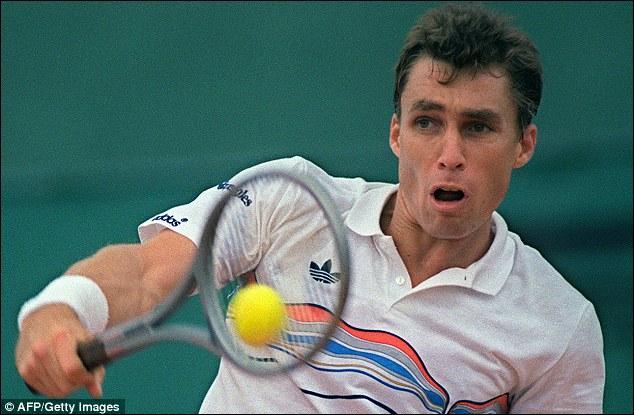 Ivan Lendl a perdu 5 finales à l'US Open.