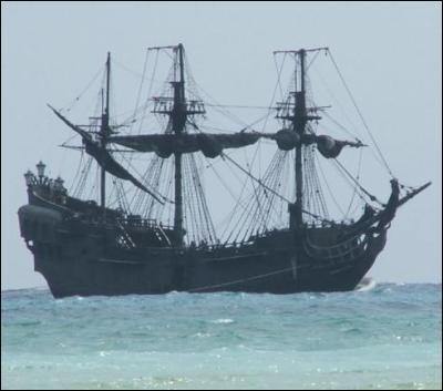 Comment s'appelle ce bateau?