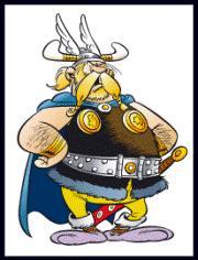 Il se fera enlever par le chef normand ... qui a entendu dire que la peur donnait des ailes et qui voudrait apprendre à voler.