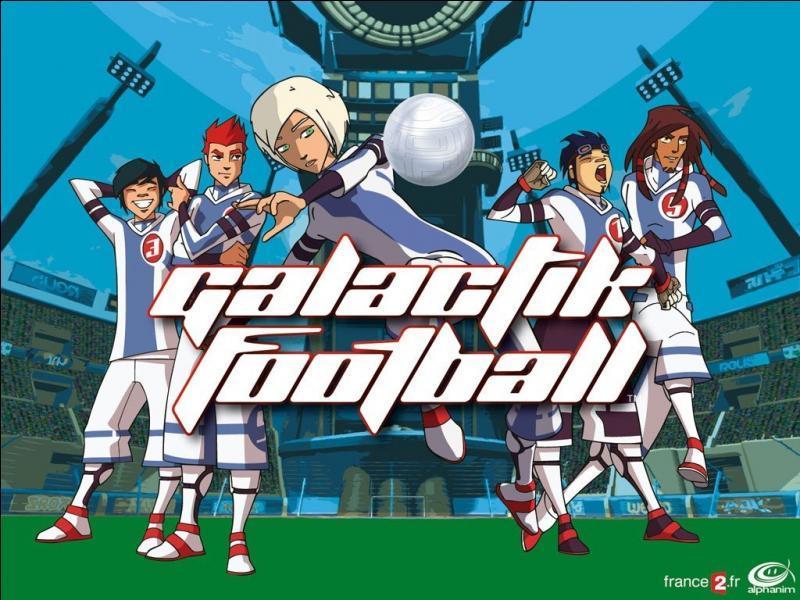 Galactik Football sur les 3 saisons