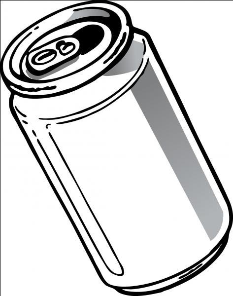 Quel est le temps de biodégradation d'une cannette en aluminium ?