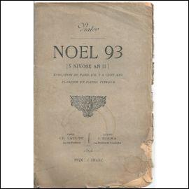 Pour la première fois, le 5 nivôse an II ( 25 décembre 1793 ), l'enseignement est devenu... .