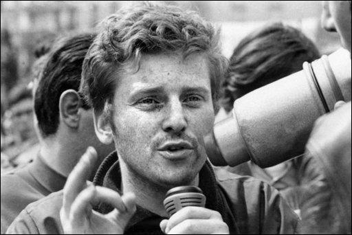 Qui a été leader du mouvement de Mai 68 ?